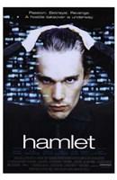 Framed Hamlet - holding head