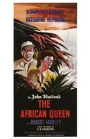 Framed African Queen Tall