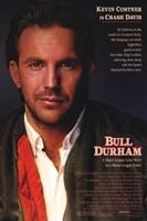 Framed Bull Durham Kevin Costner is Crash Davis