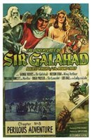 Framed Adventures of Sir Galahad