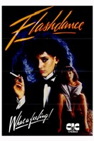 Framed Flashdance Jennifer Beals
