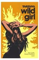 Framed Tarzana the Wild Girl, c.1969