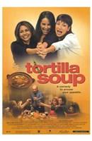 Framed Tortilla Soup
