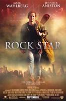 Framed Rock Star