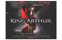 Framed King Arthur Rule Your Destiny