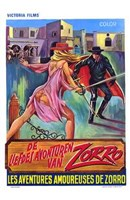 Framed Erotic Adventures of Zorro