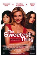Framed Sweetest Thing Cameron Diaz