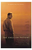 Framed English Patient - Man facing to the side
