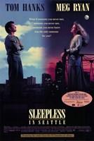 Framed Sleepless in Seattle