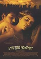 Framed Very Long Engagement Lovers