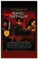 Framed King Arthur Clive Owen