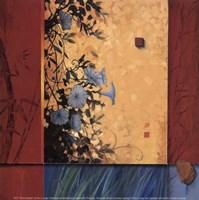 Framed Artist's Garden