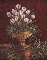 Framed Alexa's Tulips