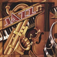 Framed Jazz