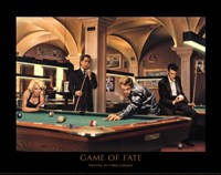 Framed Game of Fate