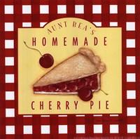 Framed Cherry Pie