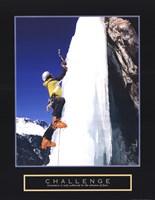 Framed Challenge - Ice Climber