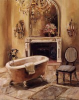 Framed French Bath I