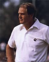 Framed Chuck Noll - Coach