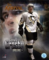 Framed 10/5/05 -  Sidney Crosby / The Arrival