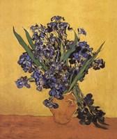 Framed Les Irises