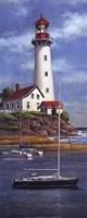 Framed Lighthouse Shoals I