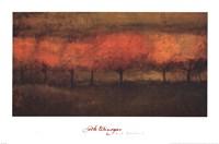 Framed Red Trees I