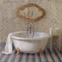 Framed Victorian Bath II