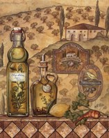 Framed Flavors Of Tuscany II - Mini