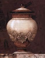 Framed Timeless Urn I