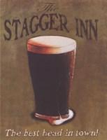 Framed Stagger Inn