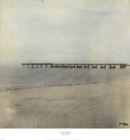 Framed Venice Pier II