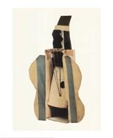 Framed Construction Guitar