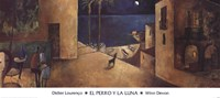Framed El Perro y la Luna