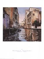 Framed Venice Canal