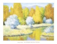 Framed October Reflections