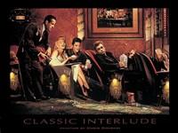 Framed Classic Interlude
