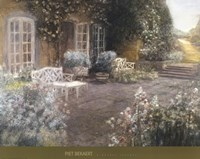 Framed Garden Terrace