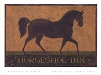 Framed Horseshoe Inn