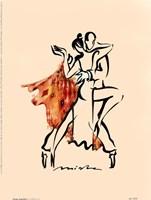 Framed Tango Argentina