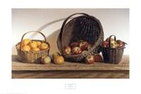Framed Apples and Oranges