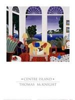 Framed Centre Island