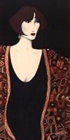 Framed Gilded Robe