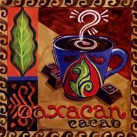 Framed Oaxacan Chocolate