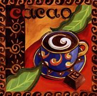 Framed Cacao Chocolate