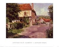Framed Cottage In St. Clement
