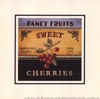 Framed Sweet Cherries - Special