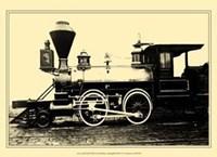 Framed Locomotive V