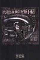 Framed Giger's Alien