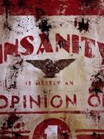 Framed Insanity
